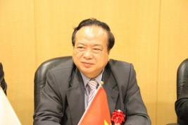 トイ・ベトナム・カマウ省知事