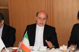 ナザルアーハリ駐日イラン大使