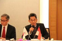ユスロン駐日インドネシア大使