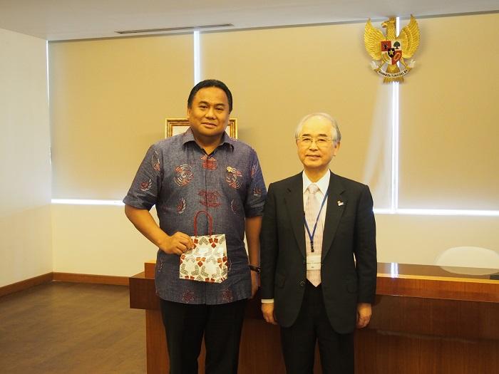 ゴーベル・インドネシア商業大臣