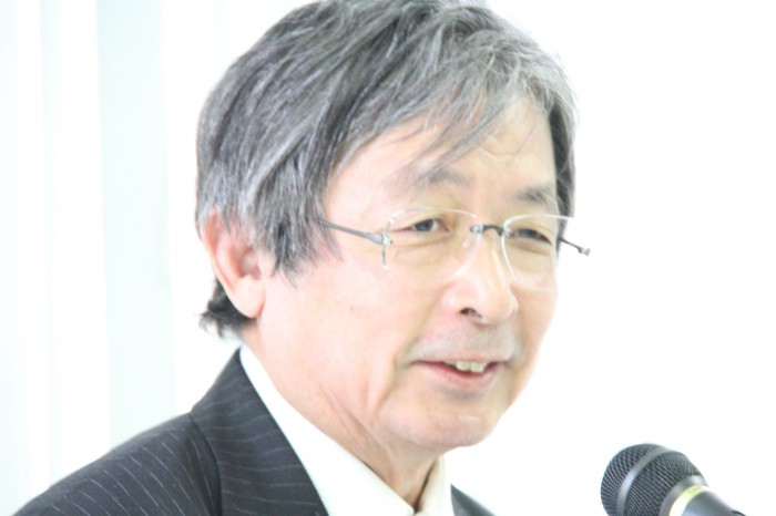袴田茂樹教授
