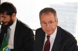 ド・ラーゴ駐日ブラジル大使