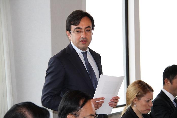 ギュルセル・イスマイルザーデ駐日アゼルバイジャン共和国大使