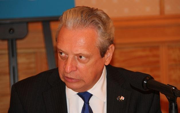 ヴィオレル・イスティチョアイア=ブドゥラ駐日欧州連合(EU)大使