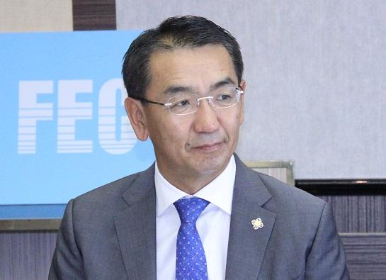 ツェンド・ムンフオルギル・モンゴル国外務大臣