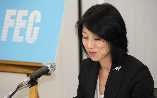 齋木尚子外務省国際法局長