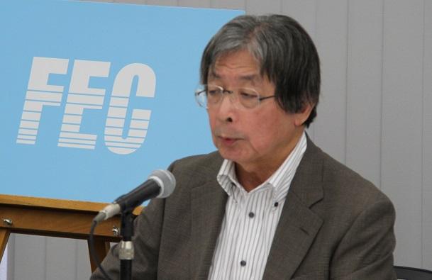 袴田茂樹新潟県立大学教授