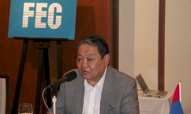 ソドブジャムツ・フレルバータル駐日モンゴル国大使