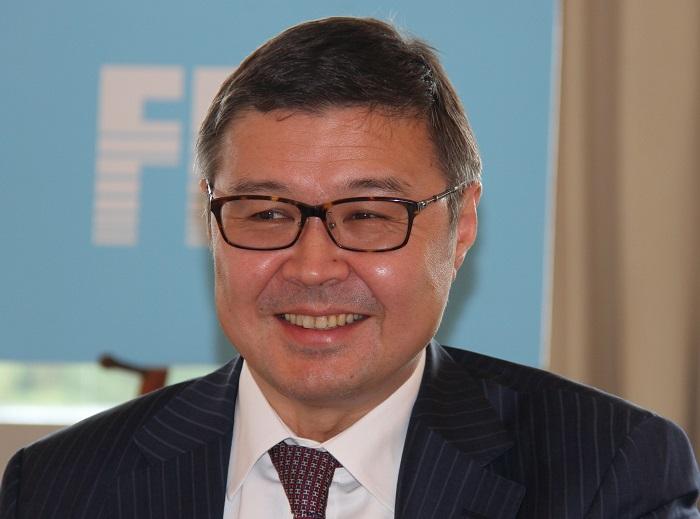 イェルラン・バウダルベック・コジャタエフ駐日カザフスタン共和国大使