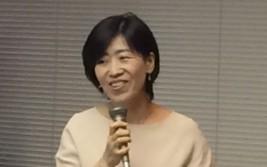 JICA国際協力専門員の久保田真紀子氏