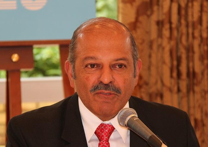 スジャン・R・チノイ駐日インド大使
