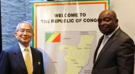 フェリックス・ンゴマ駐日コンゴ共和国大使