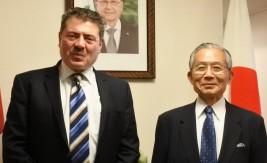 ニダル・ヤヒヤー・駐日レバノン共和国大使