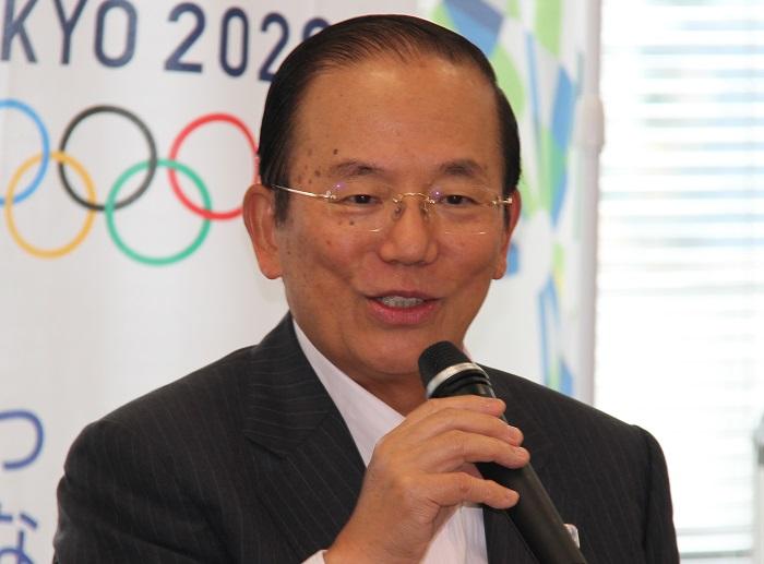 武藤敏郎・(公財)東京オリンピック・パラリンピック競技大会組織委員会専務理事/事務総長