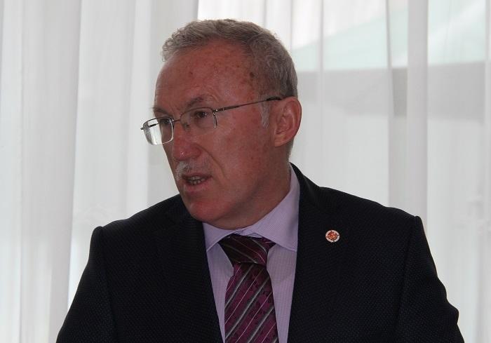 ハサン・ムラット・メルジャン駐日トルコ共和国大使