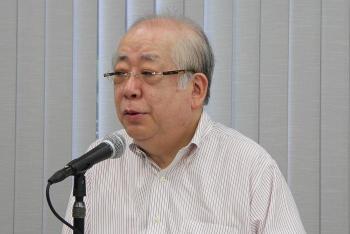 伊豆見元・東京国際大学国際戦略研究所教授