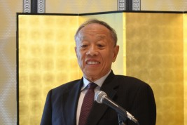李肇星・中華人民共和国元外交部長
