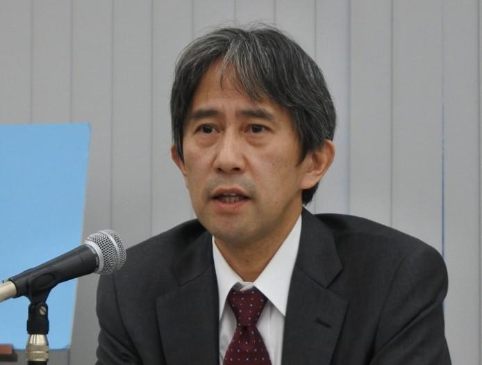 岩本桂一外務省アジア大洋州局中国・モンゴル第一課長