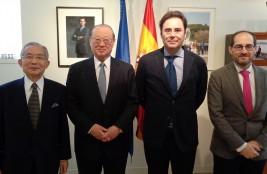 ホルヘ・トレド駐日スペイン大使