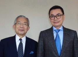 ウン・ラチャナ駐日カンボジア大使