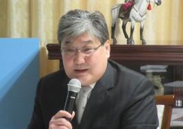 ダンバダルジャー・バッチジャルガル駐日モンゴル国大使