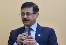 サンジェイ・クマール・ヴァルマ駐日インド大使