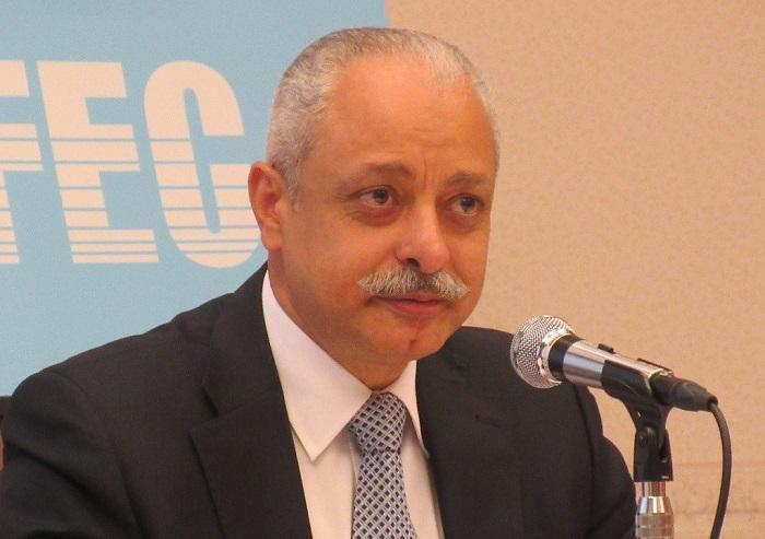 アイマン・アリ・カーメル駐日エジプト大使