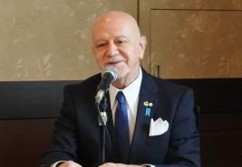 マンリオ・カデロ駐日サンマリノ共和国大使