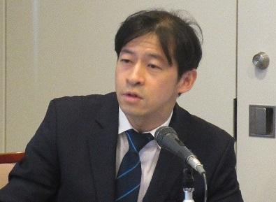富山未来仁・外務省欧州局中央アジア・コーカサス室長