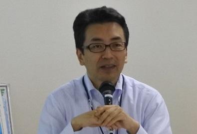 森井裕一・東京大学大学院総合文化研究科教授