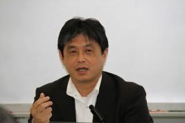 七澤淳外務省欧州局中央アジア・コーカサス室長