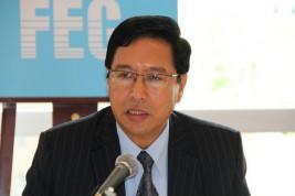 トゥレイン・タン・ズィン駐日ミャンマー連邦共和国大使