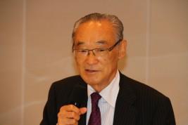 生田正治㈱商船三井元会長・初代日本郵政公社総裁
