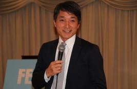 河野憲治NHKニュースウォッチ9キャスター