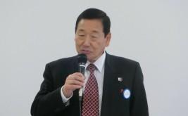小林光俊講師(学校法人敬心学園理事長)