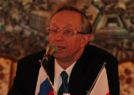 ミハイル・ユーリエヴィチ・ガルージン駐日ロシア連邦大使