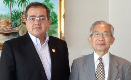 ハリール・アルムーサウィー駐日イラク共和国大使