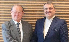 モルテザ・ラフマーニ・モヴァッヘド駐日イラン・イスラム共和国大使