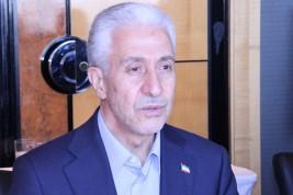 来日したマンスール・ゴラミ・イラン・イスラム共和国科学技術大臣