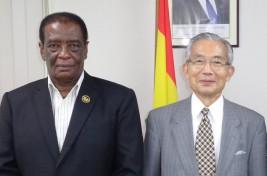 フランク・オチェレ駐日ガーナ共和国大使