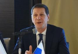 アレクサンドル・ジューコフ・ロシア連邦議会国家院(下院)第一副議長