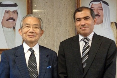 ハサン・モハメッド・ザマーン駐日クウェート国大使