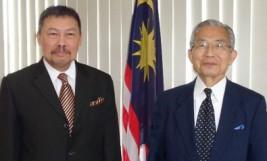 ダト J. ケネディ駐日マレーシア大使