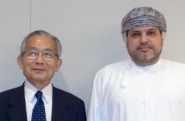 モハメッド・アル・ブサイディ駐日オマーン大使