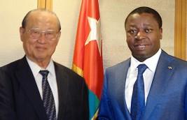 フォール・エソジムナ・ニャシンベ・トーゴ共和国大統領