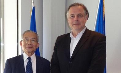 マルチン・トムチョ駐日チェコ大使