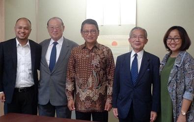 アリフィン・タスリフ駐日インドネシア大使