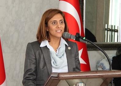 トルコ大使館のエメル・テキン参事官