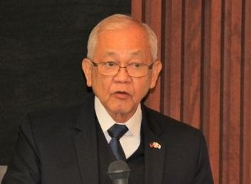 ホセ・C.・ラウレル5世駐日フィリピン大使