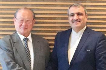 新イラン大使HP2